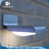 IP65 Mencionar Bateria de lítio do sensor de lâmpada de jardim Solar Exterior