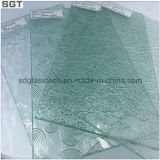 Farbiges klar gekopiertes Glas mit ISO9001 u. En12150 in 3-10mm