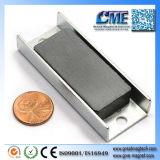De Magneet van het Kanaal van de Magneten van de Klink van de Magneet van de Assemblage van het kanaal