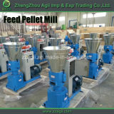 Las aves de corral automáticas de la venta de la fábrica granulan la alimentación que hace la línea de la máquina