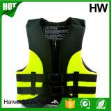 Рыбный промысел взрослых спасательные жилеты из неопрена (HW-LJ001)