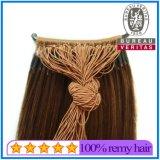 Estensione elastica dei capelli del filetto di nuovo disegno