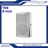 8 Zoll-Monitor-Audiogerät-Berufslautsprecher (TK8 - TAKT)