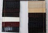 Het heldere Leer van pvc Upholsterty van de Hagedis Pu voor de Handtas van de Zak (H255)