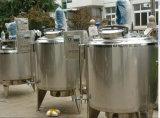 Het Pasteurisatieapparaat van de Ketchup van het Deeg van de jam en het Mengen van Tank