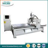 Máquina de gravura do roteador CNC 1325 da porta de madeira