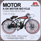 Suspensión de muelle Lowrider Motorbicycle 48cc Motor Motor bicicleta Bicicleta (MB-18-1)