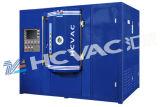 Máquina de revestimento Titanium do ouro PVD dos utensílios de mesa dos Ss de Hcvac