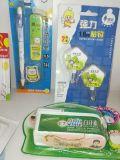 Maquina de empacotamento para cartão de enchimento automático / bateria / escova de dentes com projeto de Qibo