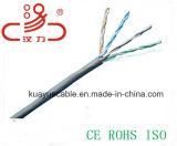 Gatto 5e Lsoh di UTP/cavo dell'audio del connettore di cavo di comunicazione di cavo di dati cavo del calcolatore
