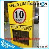 Signature de limite de vitesse de l'autoroute Radar Doppler