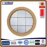Fenêtre coulissante à l'arc de qualité supérieure avec filets moustiquaires et grillades