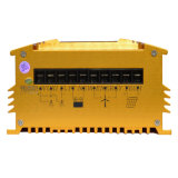 sistema del generatore valutato 800W 24V 12V del laminatoio di vento 600W con il regolatore e l'invertitore