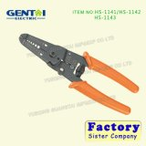 Espadelador/cortador da fibra óptica da ferramenta do eletricista para o cabo pendente