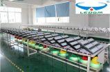 2017 조정가능한 부류 Meanwell 운전사 120-140lm/W 다른 광속 각 모듈 디자인 50W 100W150W200W 300W 옥외 LED 갱도 빛