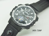 HD 720p H. 264 CMOS Night Vision 4GB / 8GB / 16GB Watch Watch Watch Camera Camera Watch