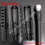 Закрытие уплотнения геля запечатывания IP68 на коаксиловые разъемы 7/16 DIN и миниого DIN 4.3-10