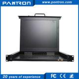 1port / 4port / 8port / 16port USB de 15 polegadas + PS / 2 LCD interruptor kvm