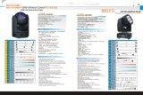 Nuovo zoom capo mobile multicolore del fascio di disegno 7*12W RGBW 4in1 LED