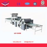 Halbautomatische Draht-Sattel-nähende Notizbuch-maschinelle Herstellung-Zeile Ld1020b
