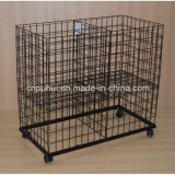 Tamanho pequeno fio de metal mesa Merchandise (PHY511)