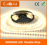 Cc12V SMD5050 2700k luz tira de LED blanco cálido