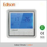 Programmierbarer Wasser-Heizungs-elektrischer Heizungs-Digital-Raum-Thermostat