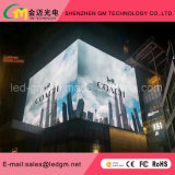 Tela de LED de design especial, Outdoor, Painel, video wall P6mm