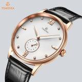 Het Horloge van de Mensen van het Polshorloge van de Manier van de Douane van de Fabriek van het horloge met Batterij 72822 van Japan