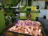 Máquina automática do carvão amassado das perfurações dos aparas da chapa de aço (fábrica)