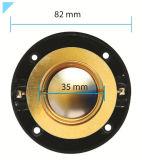 Части диктора водителя диафрагмы катушки голоса диктора