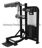 aptitud, lifefitness, máquina de la fuerza del martillo, equipo de la gimnasia, Calf-DF-7013 derecho