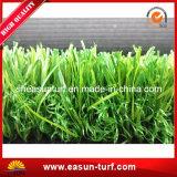 hierba sintetizada del césped de la altura de 40m m para el hogar y el jardín