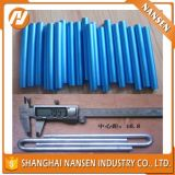 Beste Qualitätschina-Fabrik kundenspezifische Aluminiumlegierung-nahtlose Gefäß-Rohre