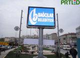 Haute luminosité Outdoor SMD3535 P10 LED affichage publicitaire avec 1/2 de la conduite Scan