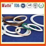 Peças da válvula da cor FDA do preto da manufatura de China