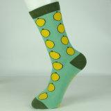 Kundenspezifische Frucht gekopierte bunte Socken