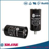 CD60 Typ elektrolytischer Motorstartkondensator mit Bakelit-Shell