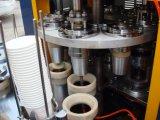 Sola taza de papel lateral del papel revestido del PE que forma la máquina