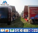 Подгонянные шатры партии торговой выставки шатра случая индикации выставки