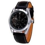 Reloj de lujo resistente de Autamatic del acero inoxidable del cuarzo de agua de 10 atmósferas