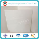 4mm-8mm White / Ultra White Painted Clear Glass Hot Sale (RAL9010)