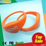 体操中心の環境に優しいNtag213 RFID NFCのブレスレット