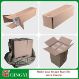 Qingyi helles Rot PU-Wärmeübertragung-Vinyl für Tuch