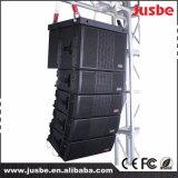 12 Bidirectionele Spreker Linearray van het Systeem van de PA Subwoofer van de duim 500W 4ohm de PRO Audio