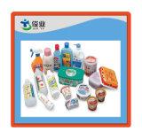Étiquettes d'Iml pour des étiquettes de bouteille d'épierreuse