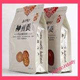 Ocho personalizado Edge-sellado de bolsas para bolsas de comida china Wolfberry plástico