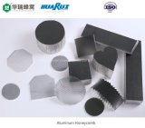 Part en aluminium de nid d'abeilles pour le matériau de décoration (HR693)