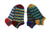 Gekämmte Baumwoll-/Platz-Farbe 200n sondern Socke der Zylinder-Männer mit der Handbindung aus