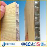 高品質のFormicaのアルミニウム蜜蜂の巣コアパネル